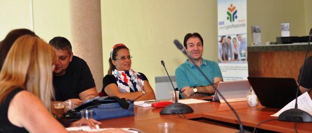 Участници в Конференцията